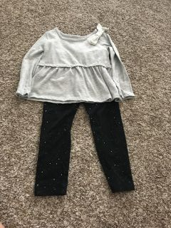 Cat & Jack 3T outfit