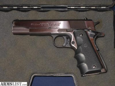 For Sale: Thompson 1911