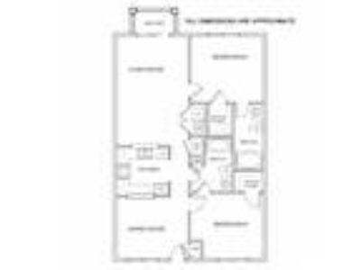 Park Place - 2H2 Floor Plan