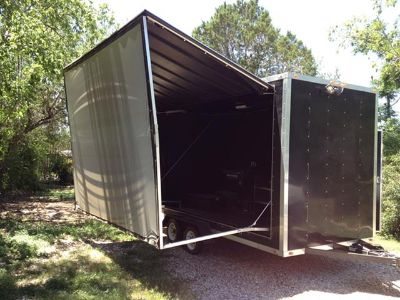Portable staging, Audio Video, 9x12 screen $5000