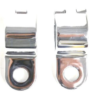 """Purchase KURYAKYN MAGNUM QUICK CLAMPS PAIR 1 """" ID 1000, 1624-0125 motorcycle in Lanesboro, Massachusetts, United States, for US $39.99"""