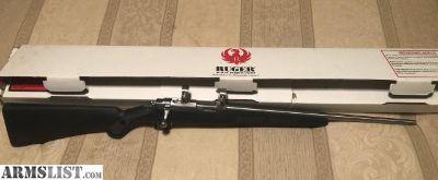 For Sale/Trade: NIB Ruger 77/22LR