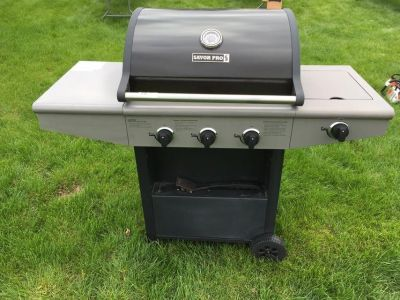 Saver Pro gas grill
