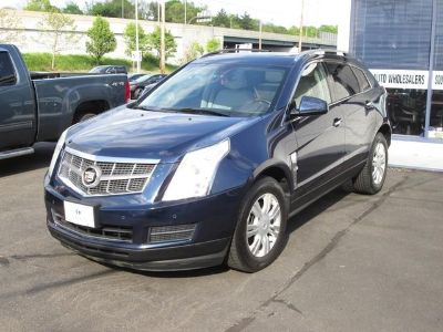 2010 Cadillac SRX Luxury Collection (Imperial Blue)