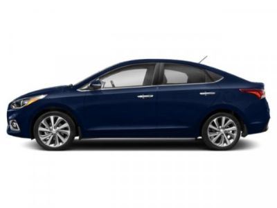 2019 Hyundai Accent Limited (Admiral Blue Pearl)