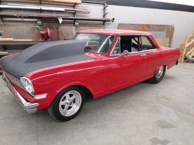 1964 Nova 2 door hardtop pro street or race