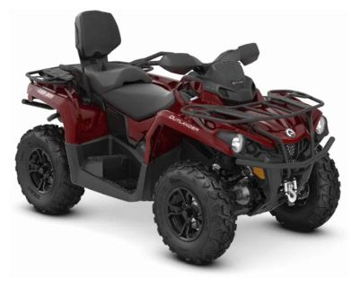2019 Can-Am Outlander MAX XT 570 Utility ATVs Zulu, IN