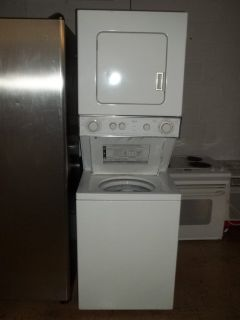 WHIRLPOOL STACKABLE WASHER & DRYER