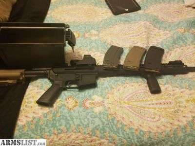 For Sale/Trade: Anderson Ar 15.