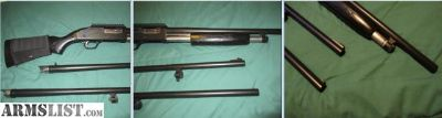 For Sale/Trade: Mossberg 500 12 Gauge Plus Extras - Project Gun