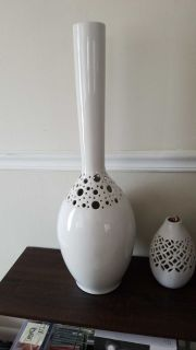Tall vase 28 inches tall