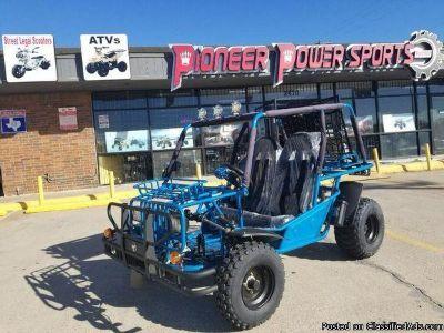 Hummer 200cc automatic go kart on sale