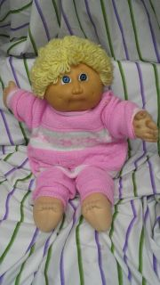 Cabbage patch girl