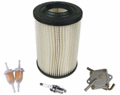 Sell CLUB CAR DS GOLF CART TUNE UP KIT 341 CC 84-91 1016110-01 FUEL PUMP & FILTERS motorcycle in Lapeer, Michigan, United States, for US $81.52