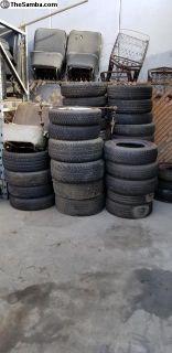 Bug tires 165x15
