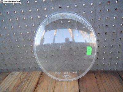 Porsche 356 Headlight Glass Lens HELLA