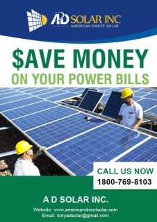 Save money on your Power Bills