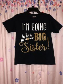I m going to be a big sister!