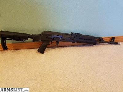 For Sale/Trade: Custom U.S. Made RAS47 AK