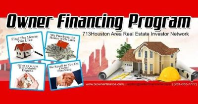 Owner Finance Program
