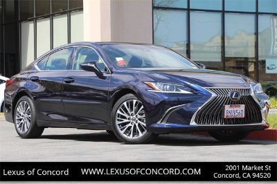 2019 Lexus ES 350 (Blue)