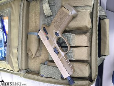 For Sale: FN FNX-45 Tactical FDE