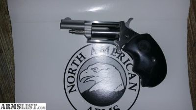 """For Sale: North American Arms 22 Mag 1 5/8"""" barrel"""