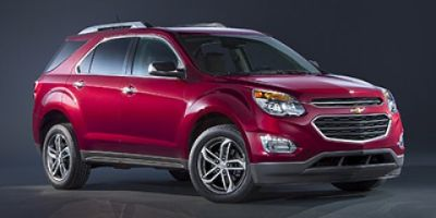 2016 Chevrolet Equinox LT (Tungsten Metallic)