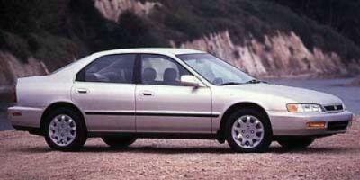 1997 Honda Accord LX (White)