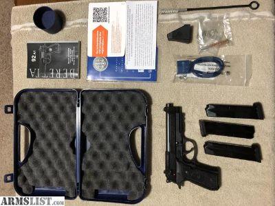 For Sale/Trade: Beretta 92A1