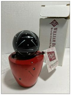 William Bounds Pep Art Pawn Shaker - Red