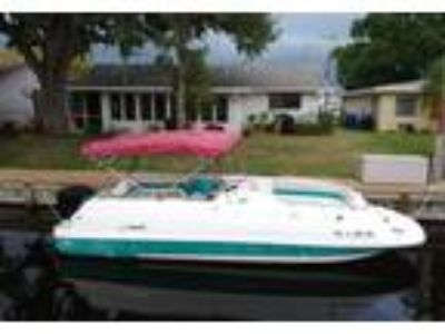 1996 Sea Swirl 220-Bow-Rider Power Boat in Palm Harbor, FL