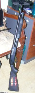 For Sale/Trade: MOSSBERG 500 HOME DEFENSE 12 GA 18""