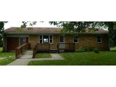 3 Bed 1.5 Bath Foreclosure Property in Cable, OH 43009 - Mount Vernon Rd