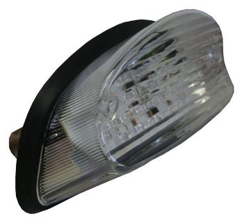 Buy Bike-It Clear LED Rear Tail Light Honda CBR1100XX 1100 XX 97-98 motorcycle in Ashton, Illinois, US, for US $89.95