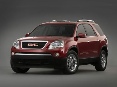 2008 GMC Acadia SLT-2 (White Diamond Tricoat)