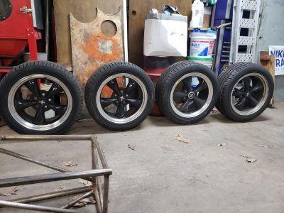 Ice & snow tires & wheels