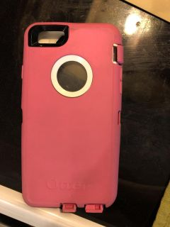 Otter box case for IPhone6