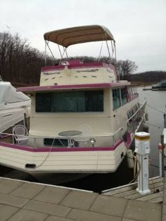 43 ft houseboatprice reduced- $17500.00