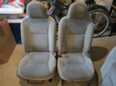 Parts For Sale: Gray Cloth Seats Front & Rear