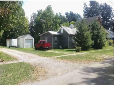 Foreclosure - N Maple St, New London OH 44851