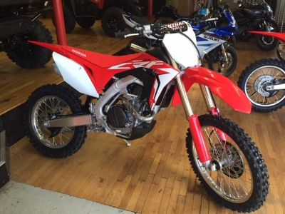 2017 Honda CRF450RX Competition/Off Road Motorcycles Palmerton, PA