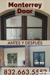 Puertas de Hierro A/D