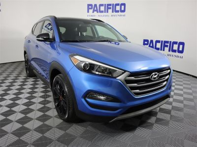 2017 Hyundai Tucson Night (R5u Blue)
