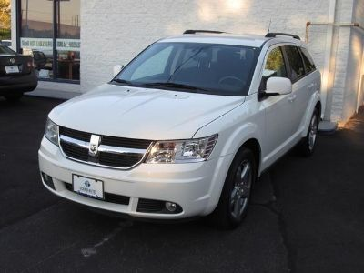 2010 Dodge Journey SXT (White)