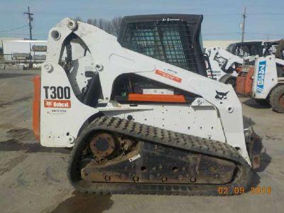 $33,950, 2010 Bobcat T300 (RS)