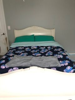 Disney Full Size Bed With Mattress