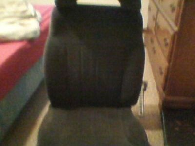 $200 front and back blazer seats