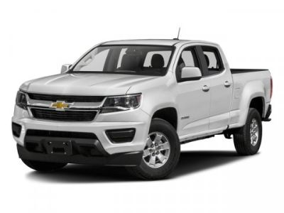 2018 Chevrolet Colorado 4WD Work Truck (Satin Steel Metallic)