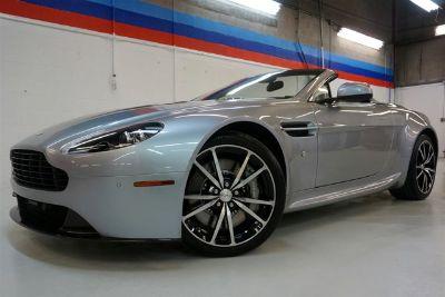 2014 Aston Martin V8 Vantage Roadster (Centenary Silver)